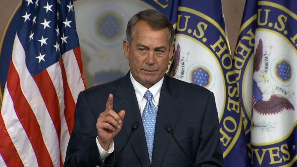 VIDEO: House Speaker sets his sights on systemic failure at full agency.