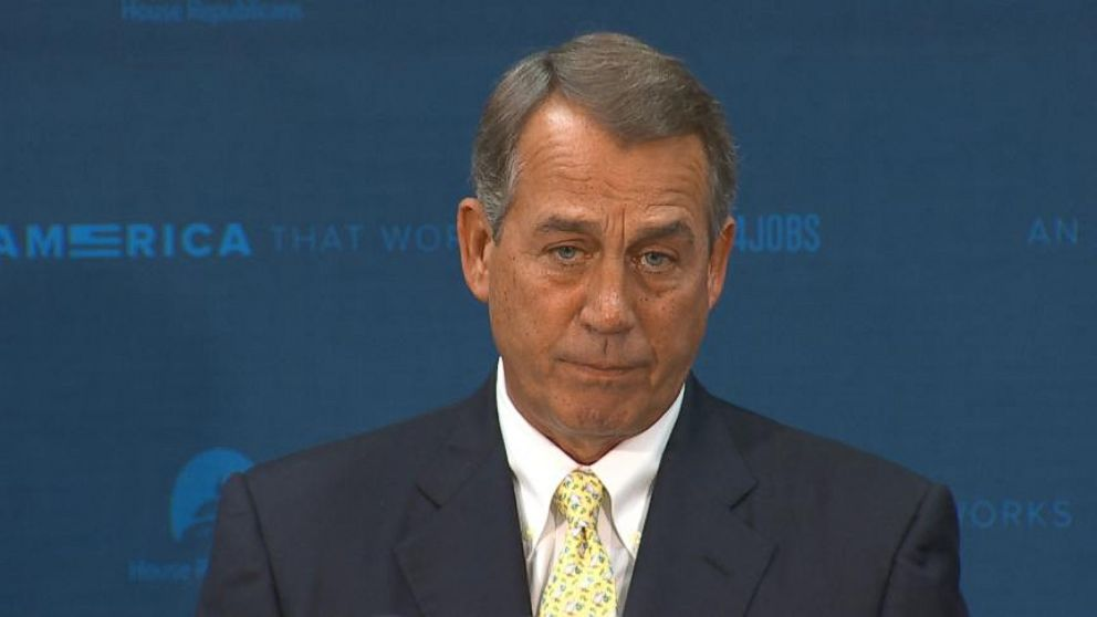 VIDEO: Boehner Pledges Benghazi Select Committee Not Going to be a Circus
