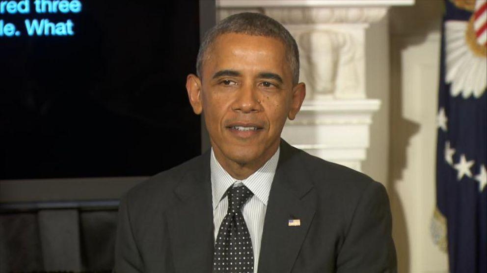 VIDEO: Obama on Biggest Frustration After Shootings