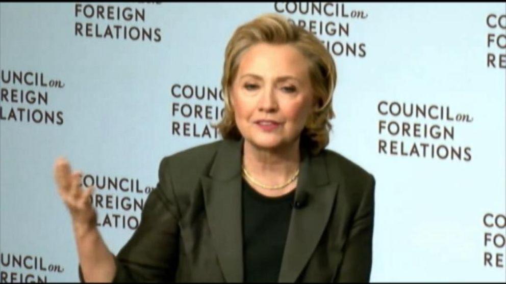 VIDEO: Hillary Clinton Talks About Hard Choices