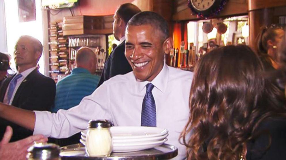 VIDEO: President Obama Lets Loose in Denver