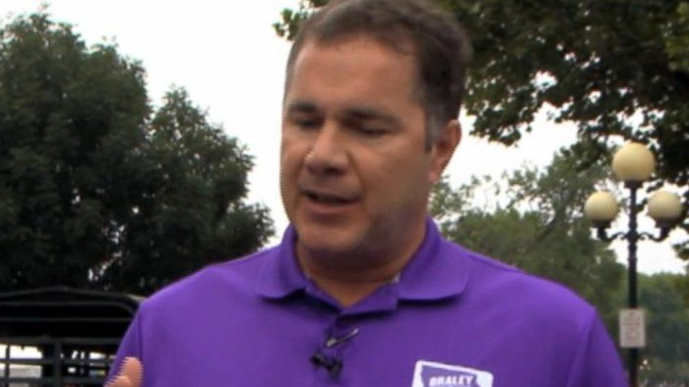 VIDEO: Why Senate Hopeful Bruce Braley Says Challenger Joni Ernst is Too Extreme for Iowa