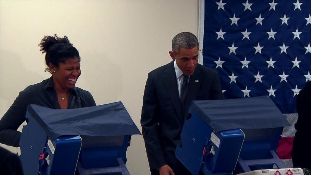 VIDEO: Obama Warned Dont Touch My Girlfriend