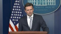 VIDEO: The White House says president emailed secretary of state at her private account.