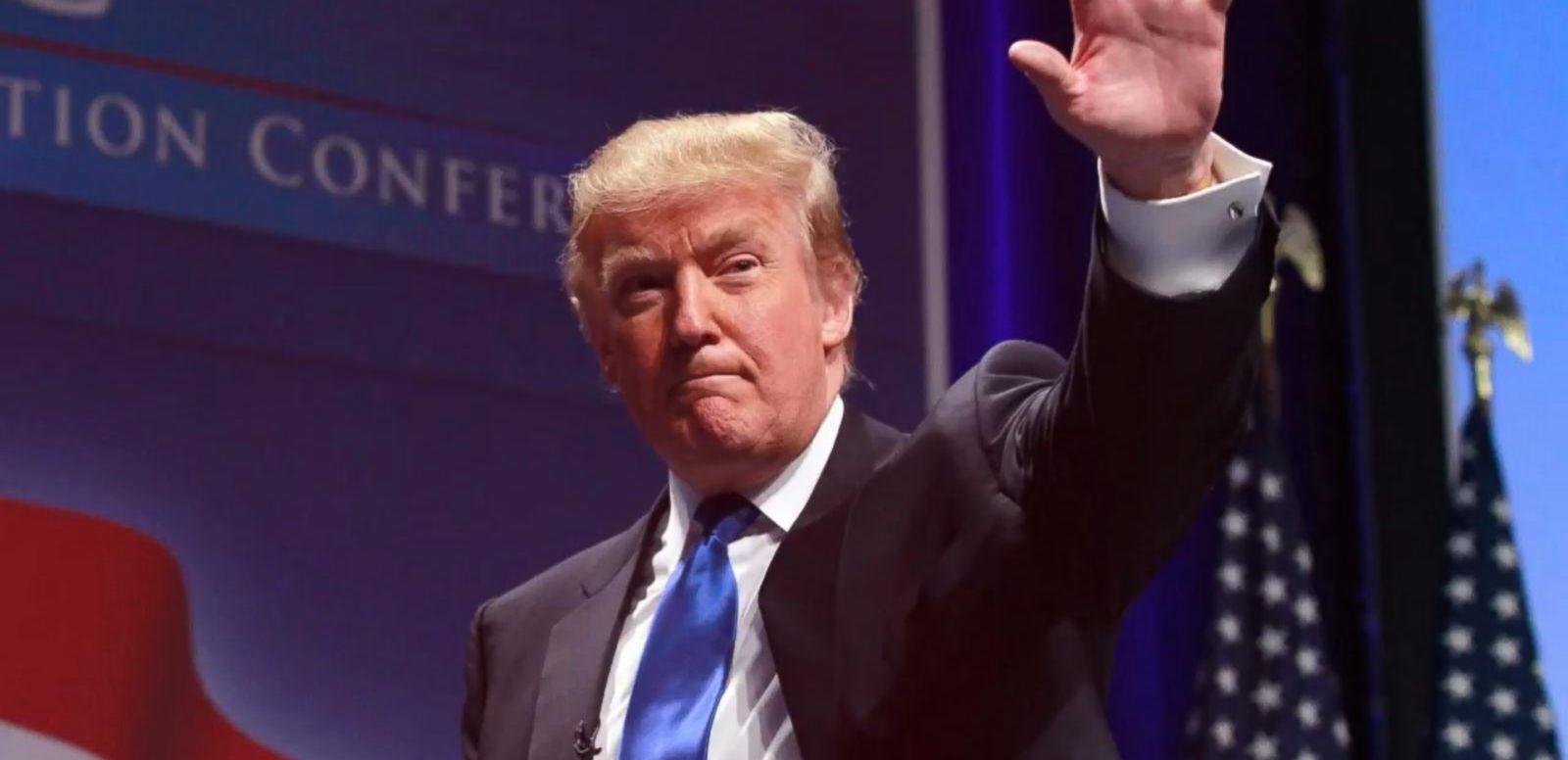 VIDEO: Donald Trump In a Minute