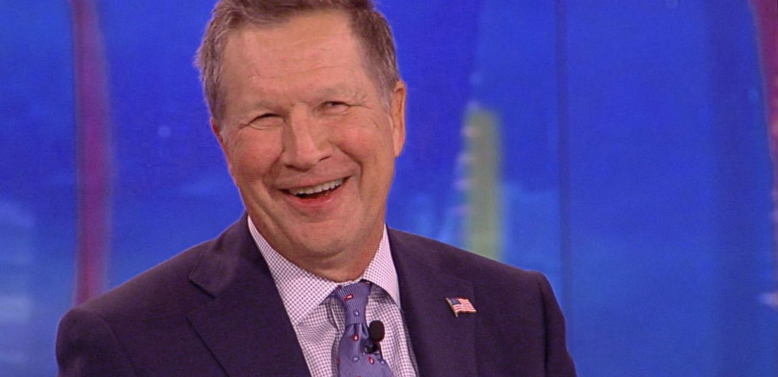 VIDEO: After The View: Governor John Kasich's Meeting with President Nixon