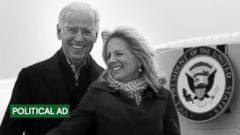 VIDEO: Draft Bidens First TV Ad Highlights Bidens Family Tragedy