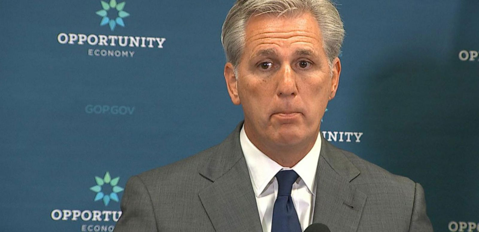 VIDEO: Kevin McCarthy Addresses Politicization of Benghazi Committee