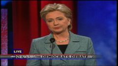 VIDEO: Hillary Clinton Explains Bosnia Botch