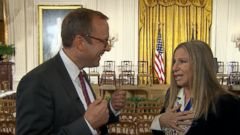 VIDEO: Barbra Streisand: Terrifyingly Scary Picturing Trump as President