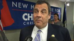 VIDEO: New Jersey Governor Chris Christie Refutes Donald Trumps 9/11 Claim