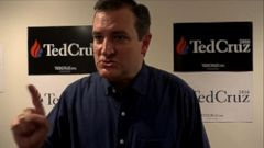 VIDEO: Ted Cruz Does a Yoda and Darth Vader Impression
