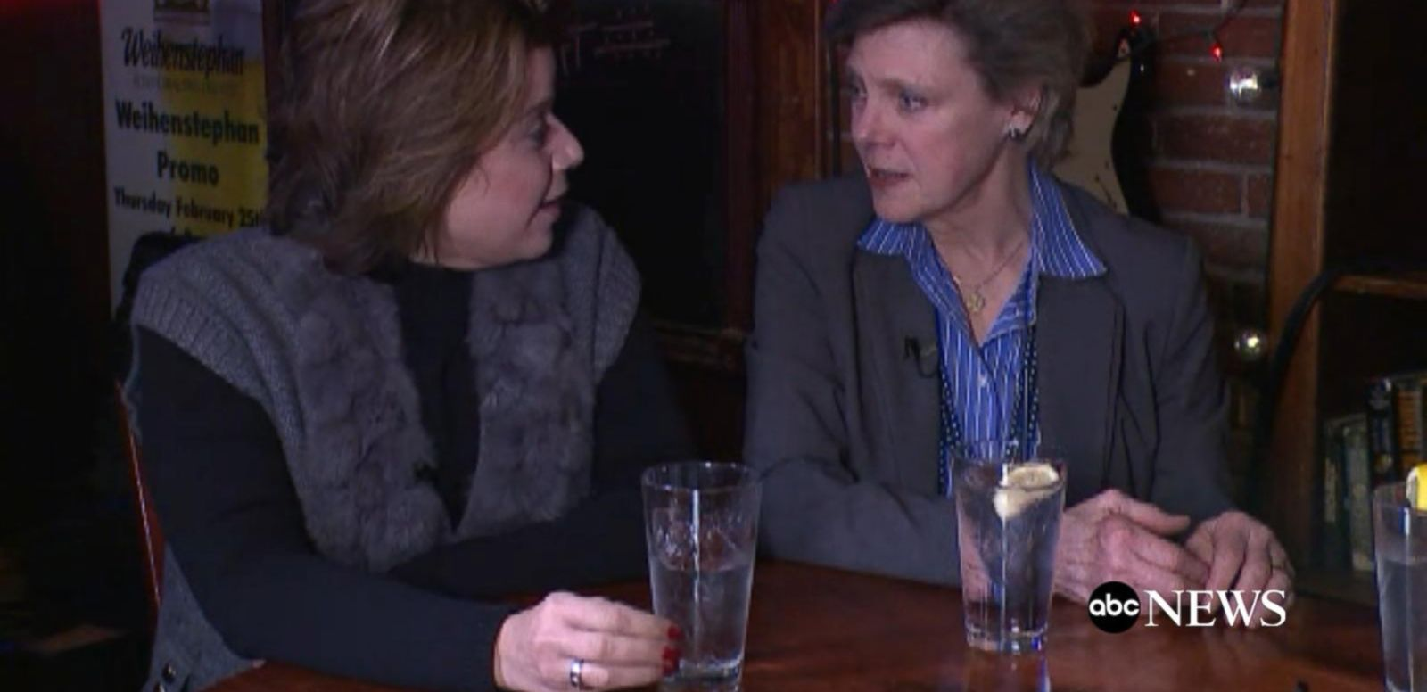VIDEO: Cokie Roberts Sits Down with New Hampshire Voters