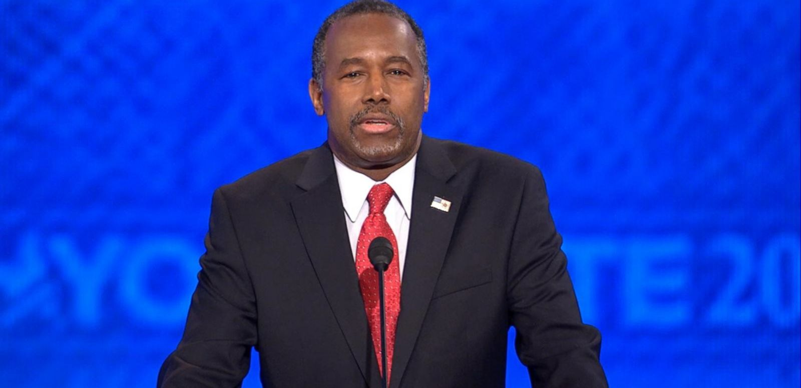 VIDEO: Ben Carson Tells America 'I'm Still Here' at GOP Debate