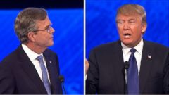 VIDEO: Jeb Bush: Donald Trump Used Eminent Domain to Build a Limousine Parking Lot For His Casinos