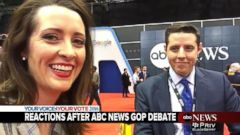 VIDEO: Reactions to the GOP Presidential Debate