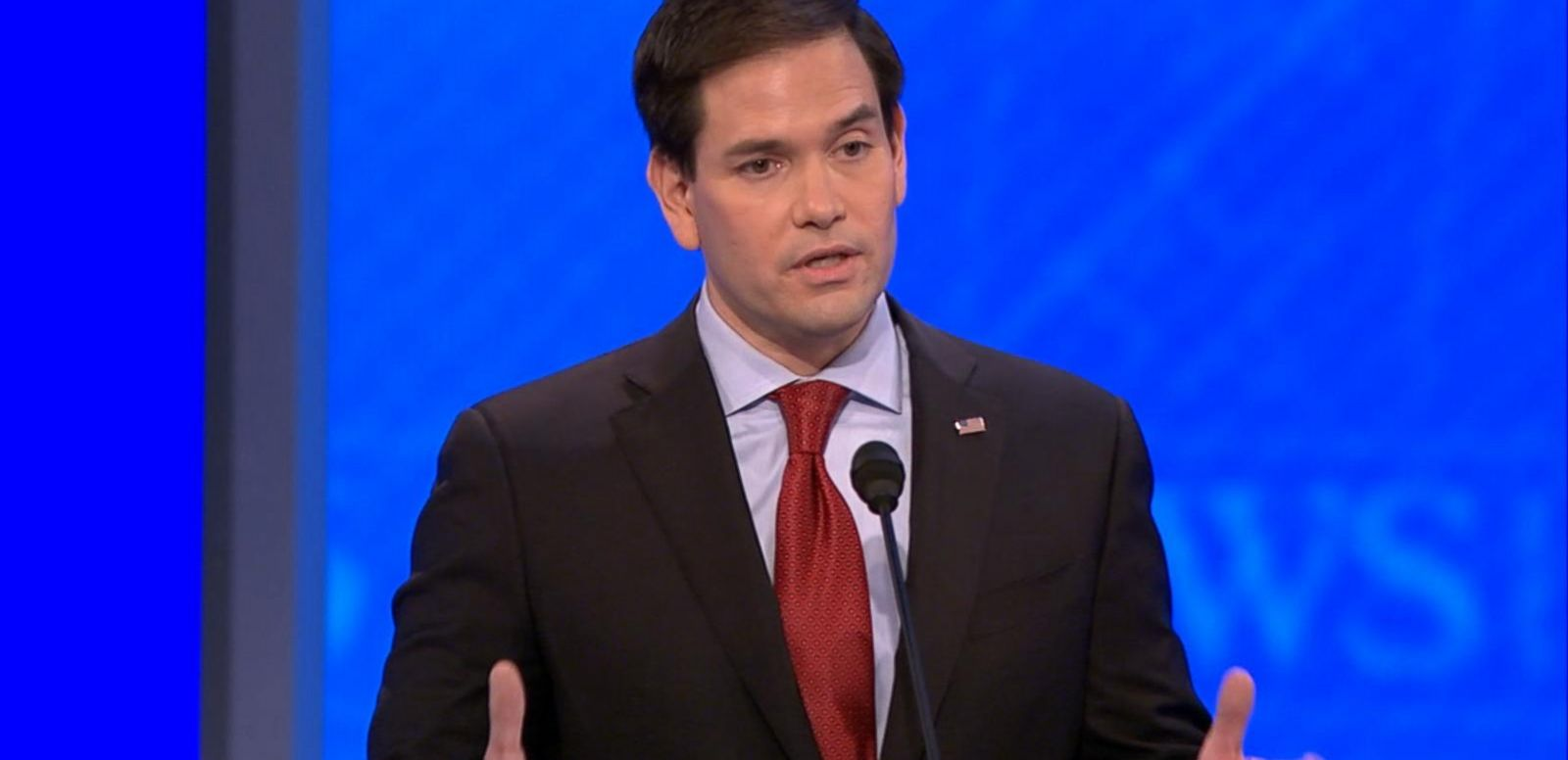 VIDEO: Marco Rubio Debates Response to His Immigration Bill at GOP Debate