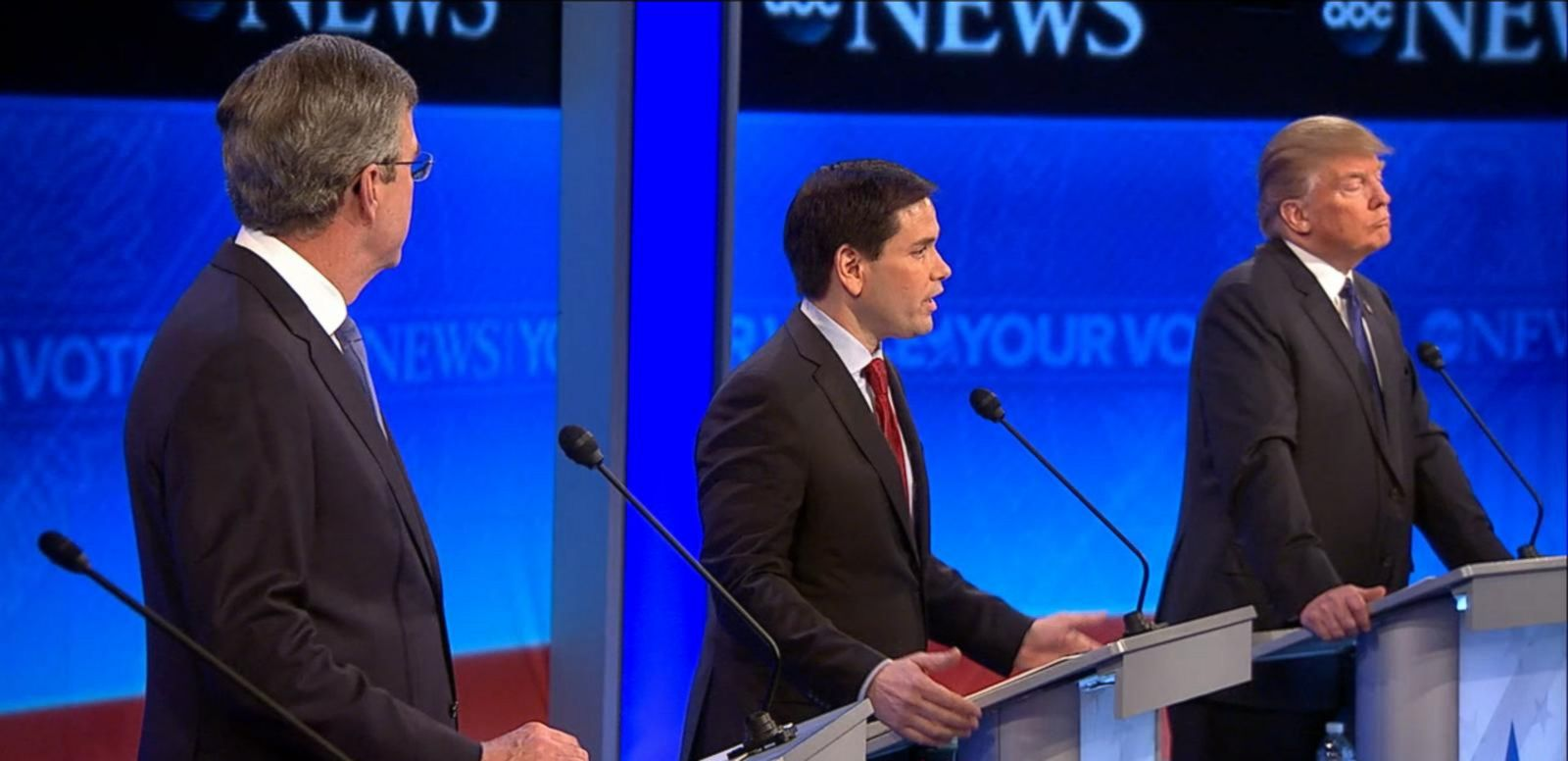 VIDEO: Republicans Address the Topic of Social Issues During the GOP Debate