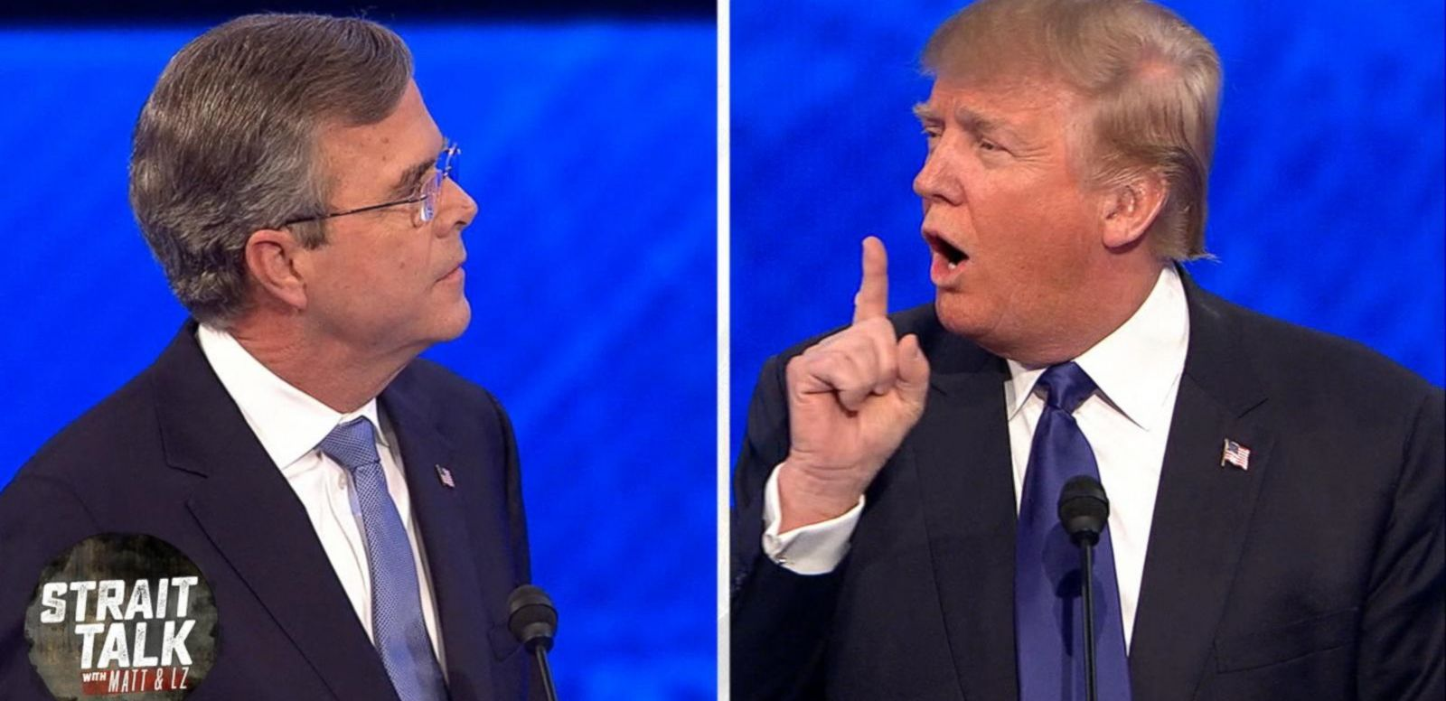 Former Gov. Jeb Bush Hits Donald Trump on Business Mogul's Return to Debate Stage