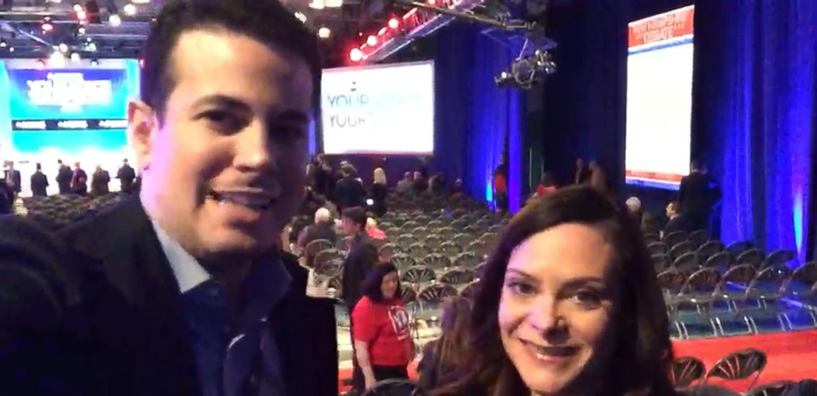 VIDEO: Take a Tour of Republican Debate Hall
