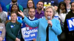 VIDEO: Clinton Notes Sanders took Wall St. Money, Too