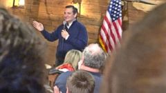 VIDEO: Protesters Removed From Ted Cruz Event After Shouting About Demonic Possession