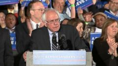 VIDEO: Bernie Sanders Victory Speech After New Hampshire Primary