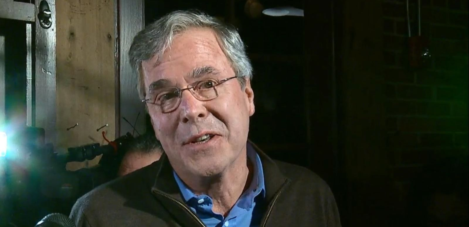 VIDEO: Jeb Bush Says He's Giving Up Profanity for Lent