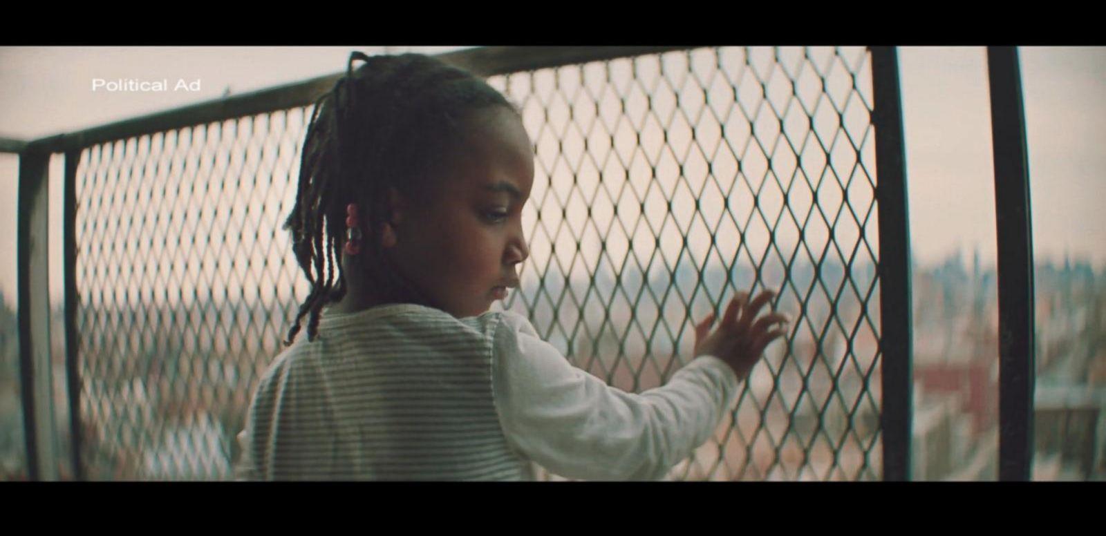 VIDEO: New Bernie Sanders Ad Features Eric Garner's Daughter