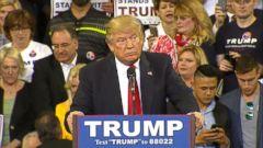VIDEO:Donald Trumps Attacks on Rubio, Walker, Kasich