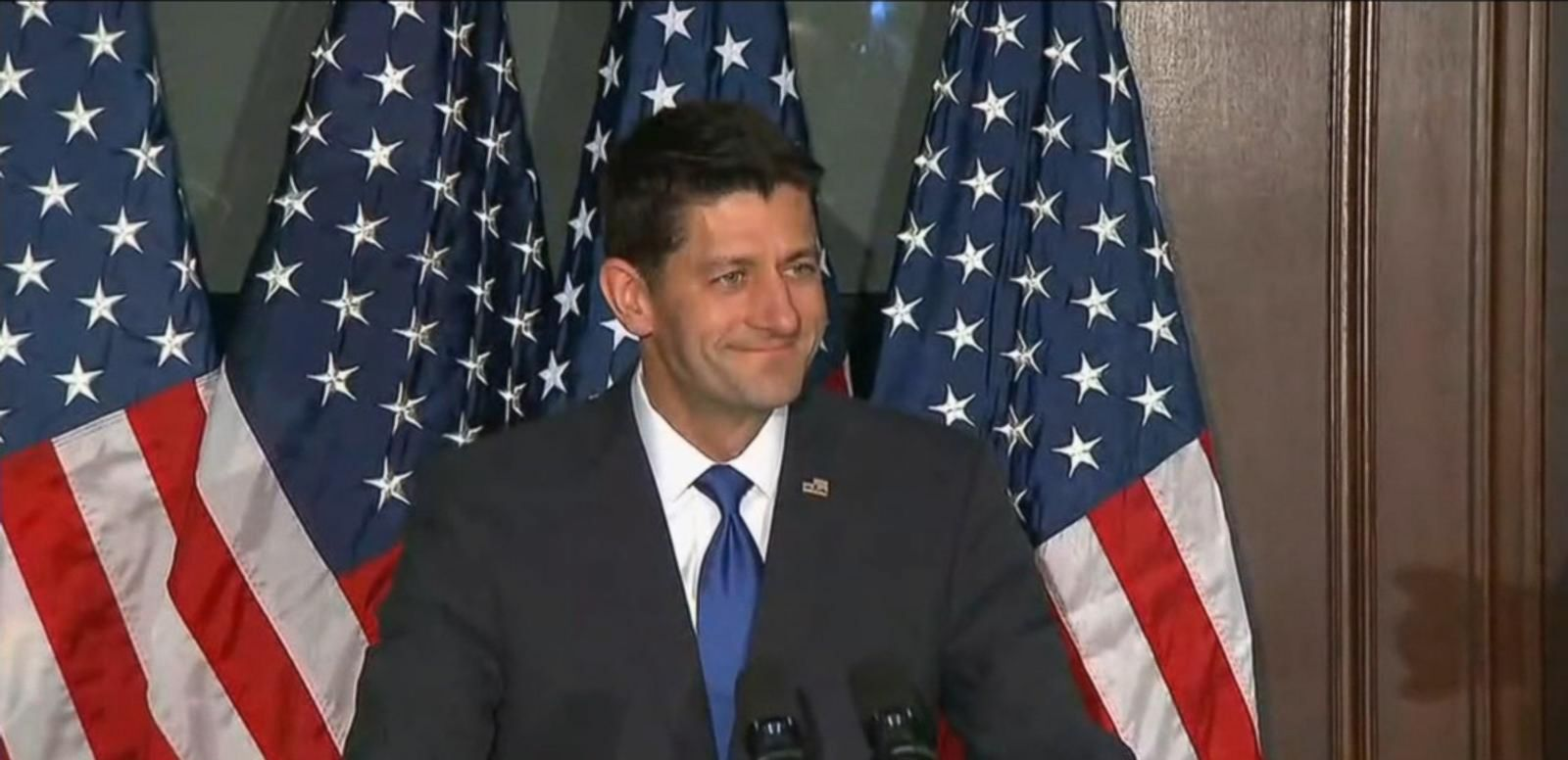 """I have no timeline in mind,"" Ryan told reporters."