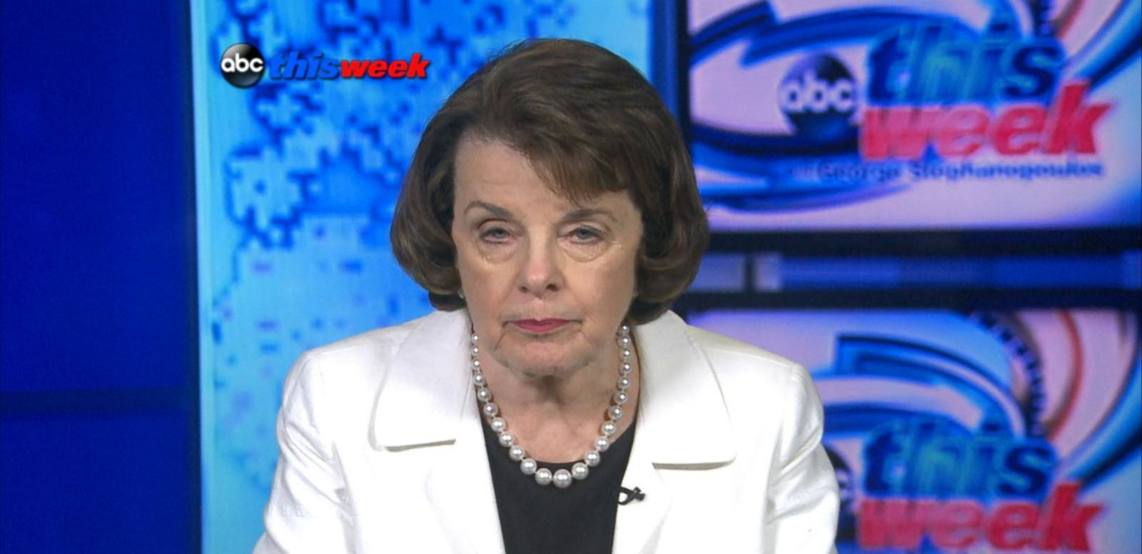 VIDEO: Feinstein Says Bernie Sanders' Campaign 'All But Over'