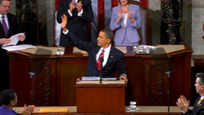 VIDEO: State of the Union: What Are 3 Words You Want To Hear?