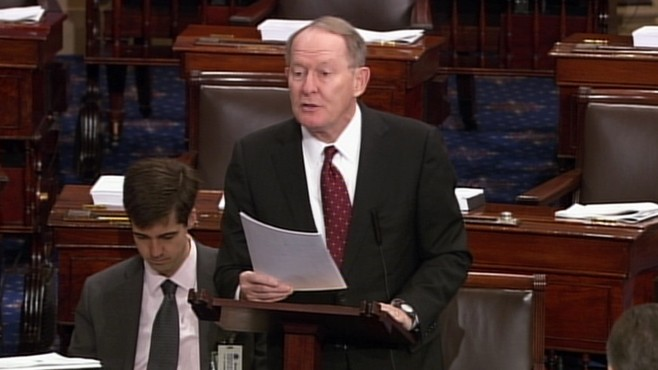 VIDEO: Lamar Alexander Announces Support For START