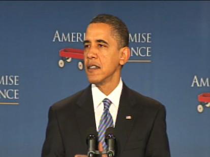 Video of President Barack Obama announces education plan.