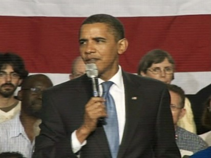Video of President Obama debunking the