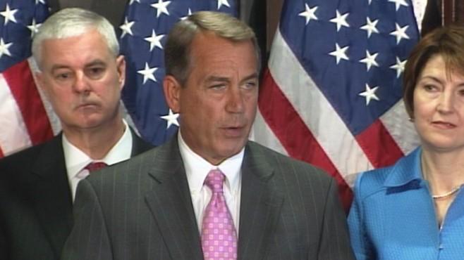 VIDEO: Speaker Boehner: Long Term CR Right Move