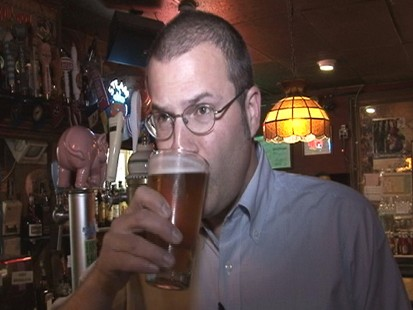 Video: Beermakers discuss tax break bill and growth during a recession.