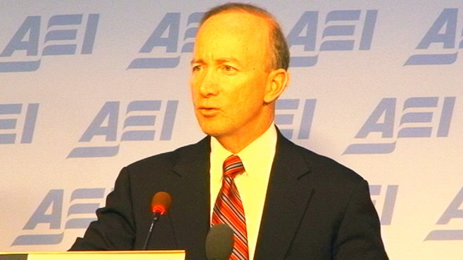 VIDEO: Mitch Daniels on 2012: Its Not Too Late