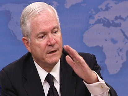 Video: DOD Secretary Robert Gates press conference on the budget.