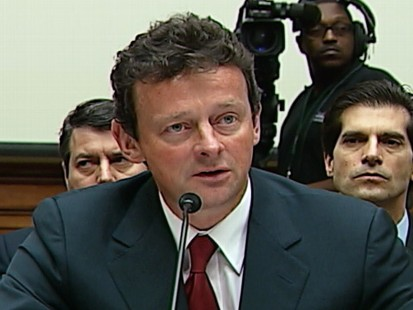 Video: BP CEO Tony Hayward testifies on Capitol Hill.