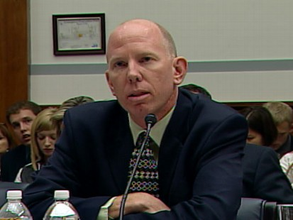 Video of witness during the House Oversight hearing on health insurance transparency.