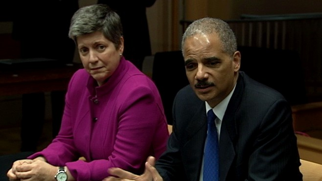 VIDEO: Eric Holder: Close To a Decision on KSM Trial