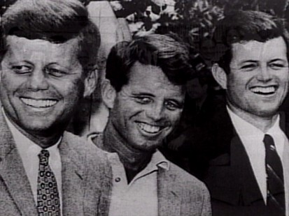 Video of John, Robert and Ted Kennedy.