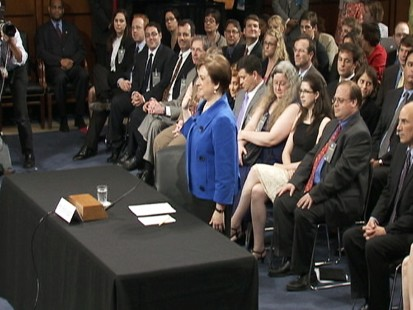 Video: Elena Kagan opening remarks at confirmation hearing.