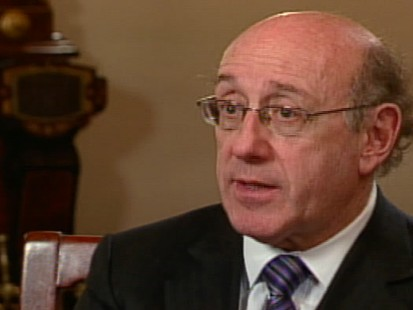 Video of Obama Czar Ken Feinberg on executive pay.
