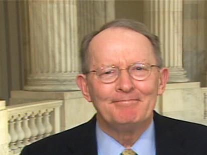 Video of Senator Lamar Alexander on Capitol Hill.