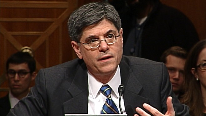VIDEO: Budget Battle! Jacob Lew and Jeff Sessions Have Words