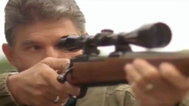Video: Gov. Joe Manchin D-WV., Senate Candidate TV Ad.