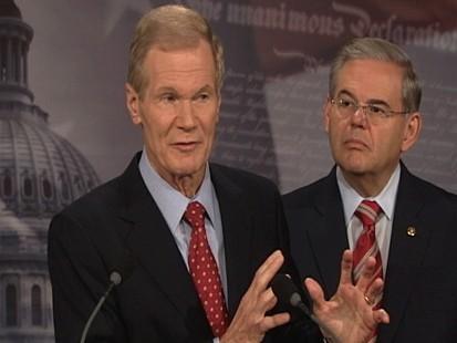 Video of Senator Bill Nelson remarks on MMS.